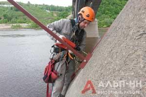 Услуги промышленных альпинистов в твери